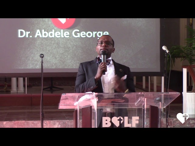 I Can do Bad all by Myself - Abdele George