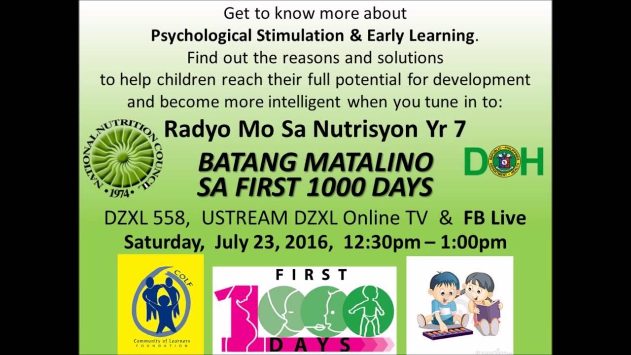 "pabasa sa nutrisyon ""nutrition and food security training program"" posted by: amlan on feb 9,16, 23 and march 2, 9 2017 six thinking hats, pabasa sa nutrisyon."