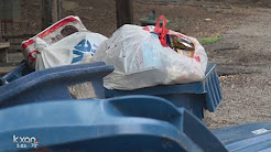 Austin neighborhood says trash hasn't been picked up for months