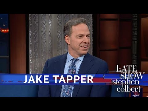 Jake Tapper: Republicans Don't Want To Vote On A Wall