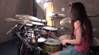 TOOL - PARABOLA (DRUM COVER BY MEYTAL COHEN)