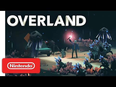 Overland - Announcement Trailer - Nintendo Switch