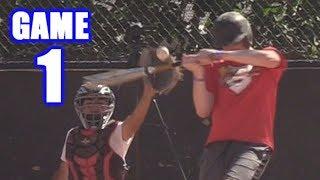 Playing Baseball With Mlb  Rs! | On Season Baseball Series | Game 1