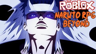MAX LEVEL! || Roblox Naruto RPG Beyond Episode 10 (Roblox NRPG:Beyond)