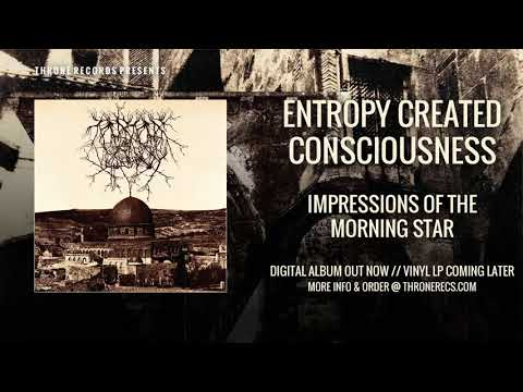 ENTROPY CREATED CONSCIOUSNESS - Impressions of the Morning Star