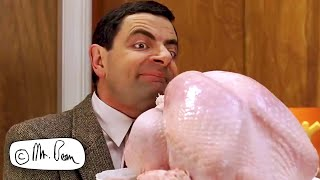 Christmas Turkey | Mr. Bean Official