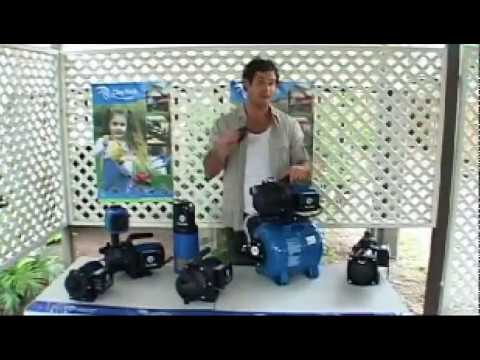 Types of Claytech Water Pumps