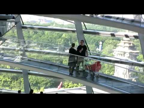 REICHSTAG, Berlin - Die Kuppel