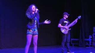 SHACKLES - MARY MARY performed by FREYA KELLY at TeenStar Manchester Regional Final