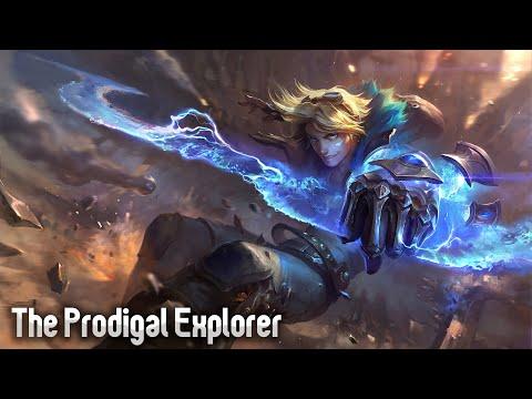 The Prodigal Explorer - Ezreal Quotes