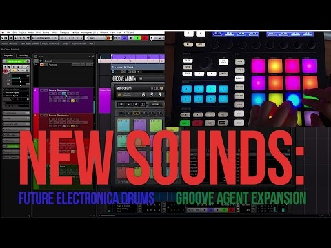 New Fat Drum Sounds Sample Library : Future Electronica mp3