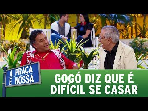 Matheus Ceará conta que visitou um hospício | A Praça É Nossa (06/07/17)