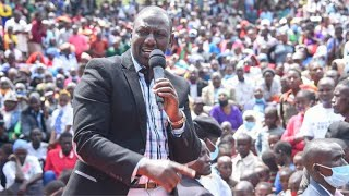 LIVE :UNSTOPPABLE 5TH PRESIDENT RUTO AND HIS TANGATANGA TEAM IN WESTERN REGION
