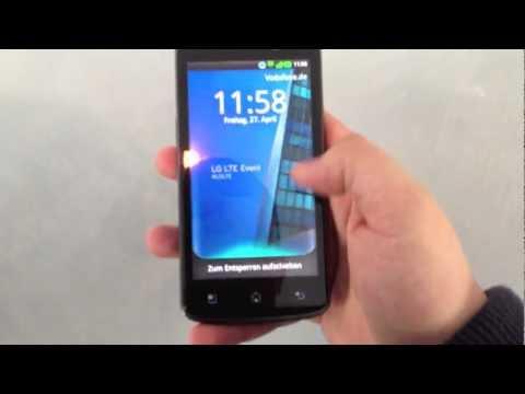 Hands On: LG Optimus True HD LTE