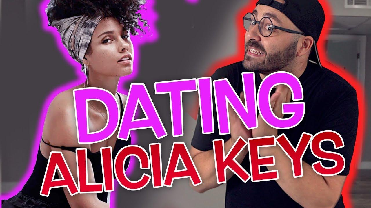 Alicia Keys dating liste