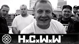 VEILSIDE - CRIME CITY CONNECTION ANTHEM - HARDCORE WORLDWIDE (OFFICIAL HD VERSION HCWW)