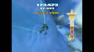 SSX Blur Nintendo Wii Gameplay - Hang Time