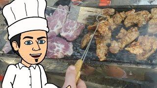 идеальный маринад для шашлыка из свинины и курицы от  кулинарного шоу жарь пей