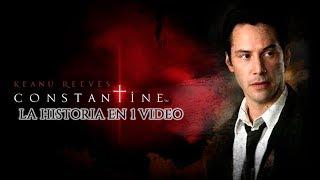 Constantine: La Historia en 1 Video