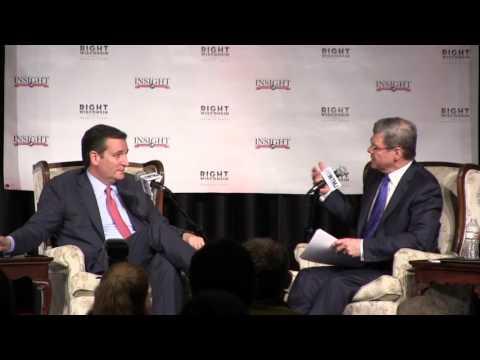 Insight 2016 - Ted Cruz ( Likability, Washington DC, Conservatism)