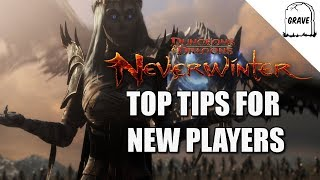 (PS4) Neverwinter: Top Tips For new Players! Tips and Tricks