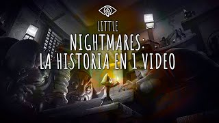 Little Nightmares : La Historia en 1 Video (Incluyendo DLC y Comic)