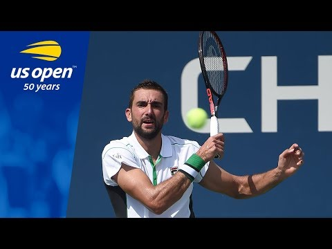 Marin Čilić Advances at 2018 US Open Tennis Following An Early Retirement From Marius Copil