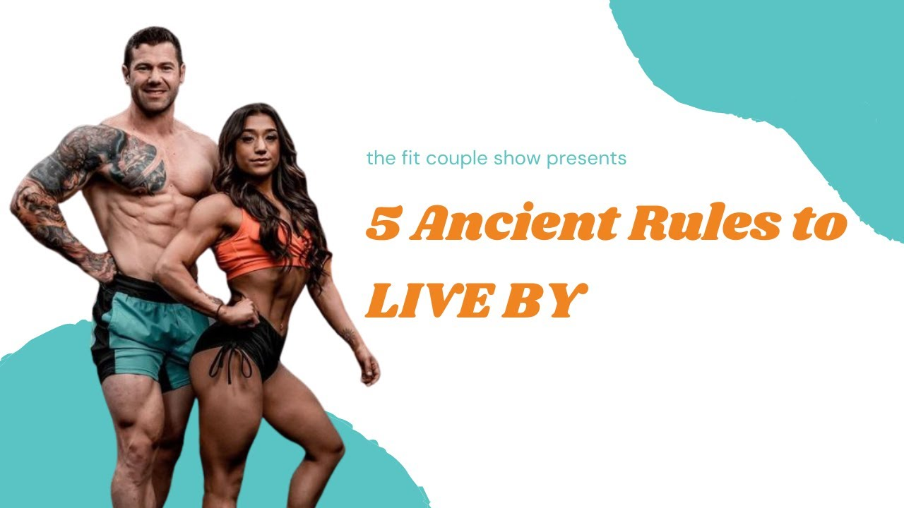 5 ANCIENT RULES TO LIVE BY