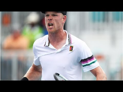 Kyle Edmund back to best as he powers past Milos Raonic in Miami