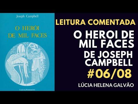 HERÓI DE MIL FACES 06 - Parte 1, cap. 4 e Parte 2, cap. 1
