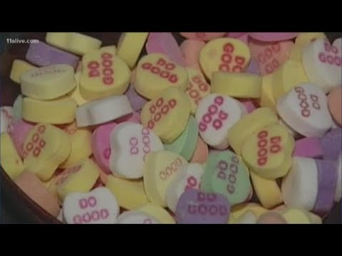 McFadden & Evans - No Sweethearts Conversation Hearts For Valentine's Day This Year!