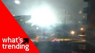 New York City Con Ed Explosion Plus Top 5 YouTube Videos of 10/30/12