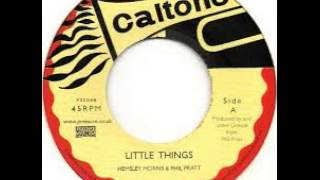 Hemsley Morris & Phil Pratt - Little Things