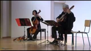 Jean Baptiste Loeillet de Gant  (1688 – c. 1720)   Sonate a-Moll op.1, Nr.1