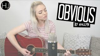 Obvious - Hollyn (Cover)