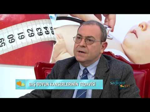 Baş Boyun Kanserlerinde Robotik Cerrahi