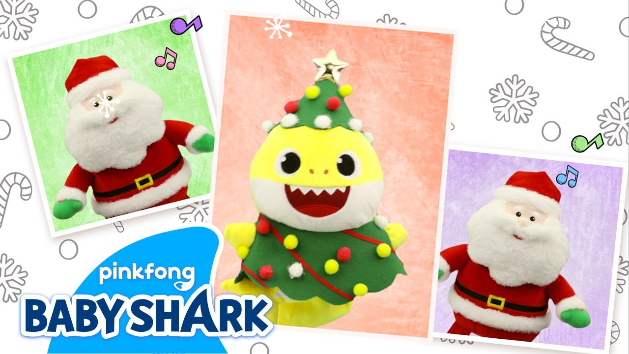 Christmas Acappella: Christmas Letter | Christmas Songs | Holiday Special | Baby Shark Official