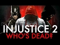 watch he video of Injustice 2 - Who Is Dead?