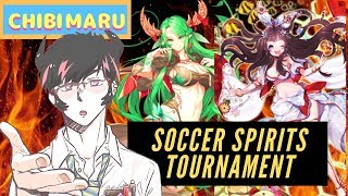 Soccer spirits live pvp tournament part 2