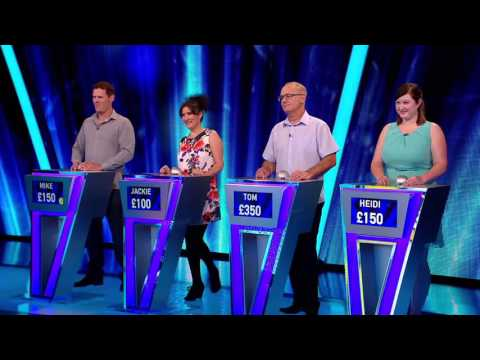 """Tipping Point Series 6 Episode 44 """"Lets hope its a slider & not a rider"""""""