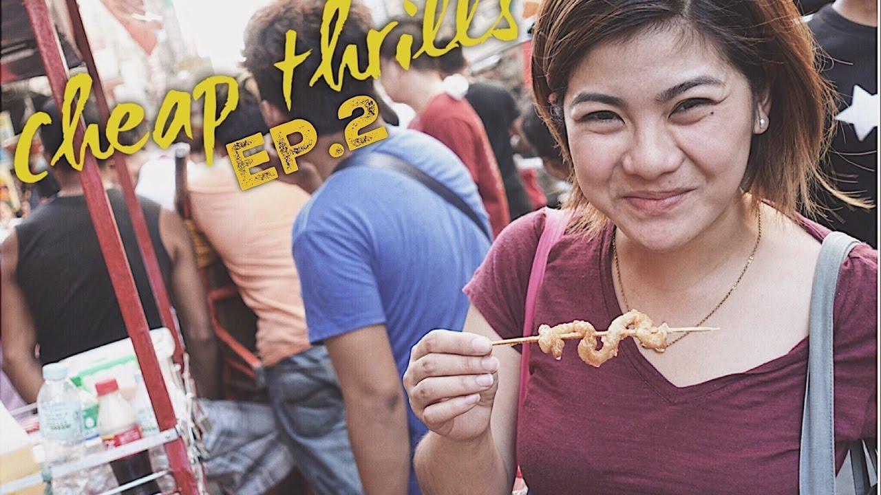 Cheap Thrills - Ep.2 - YouTube
