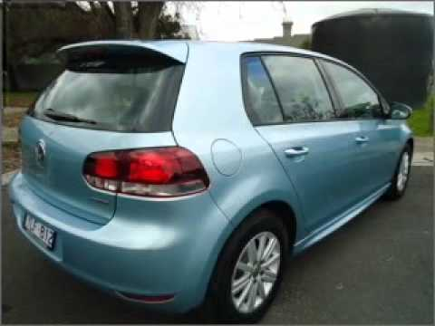 2011 Volkswagen Golf Bluemotion Hawthorn Vic Youtube