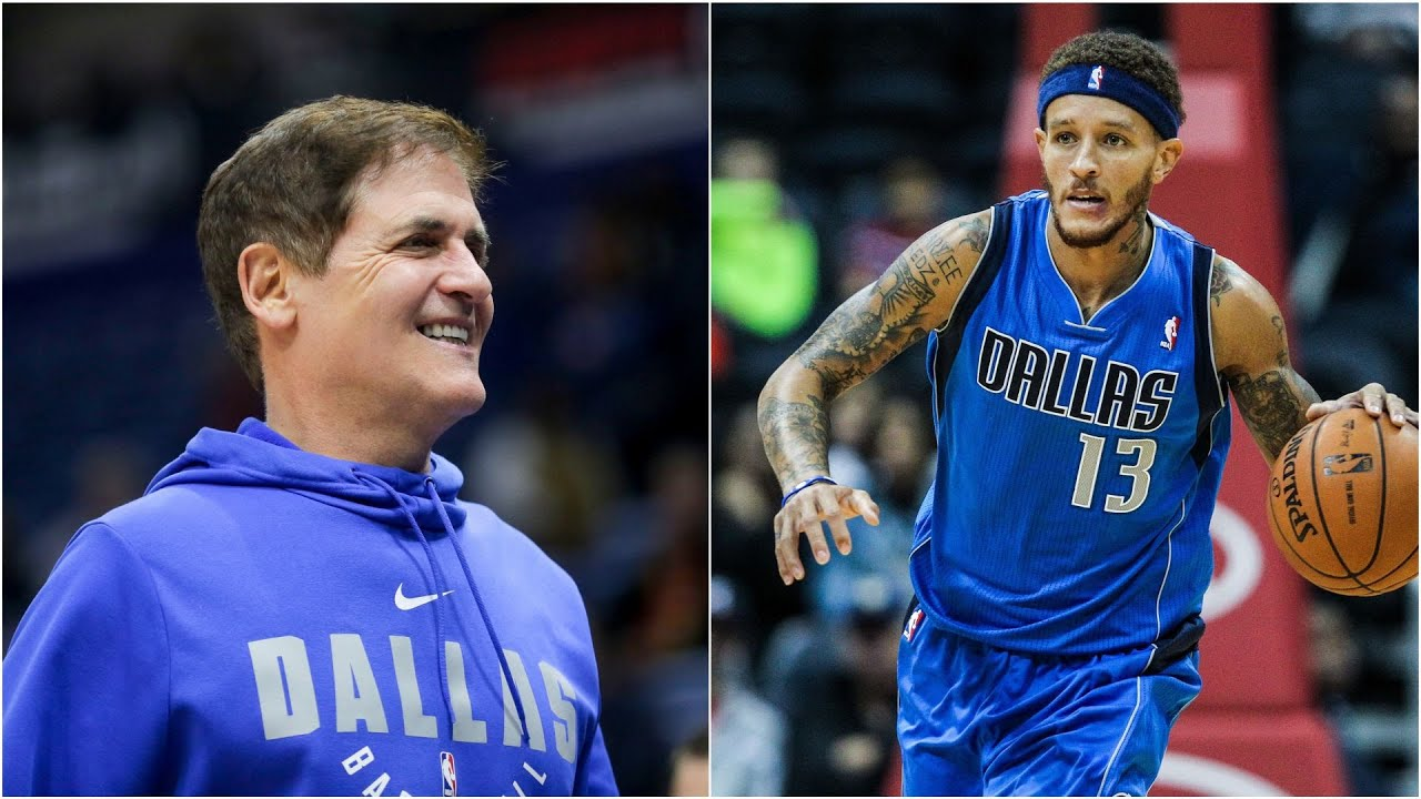 Mark Cuban picks up former NBA player Delonte West, helps him ...