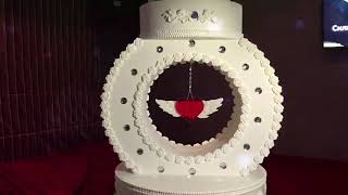 Свадебный торт Дианы Шурыгиной