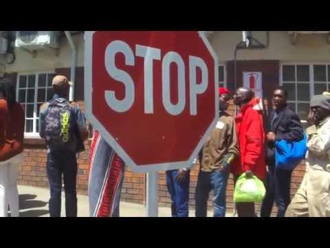 Maseru border raid