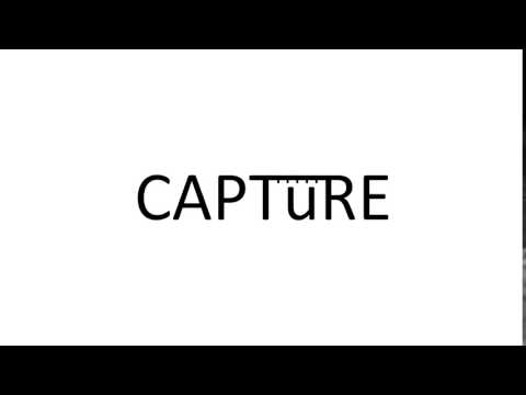 Word as an Image - Capture
