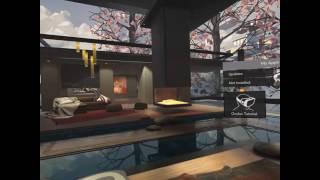 "Oculus/Samsung Gear VR ""Living Room"" Demo"