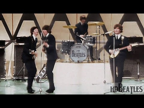 The Beatles - Help! [Blackpool Night Out, ABC Theatre, Black