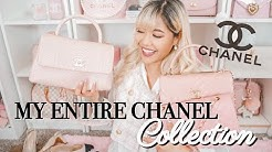 CHANEL COLLECTION!! ♡ Shoes, SLGs and Handbags Ranked! ♡ xsakisaki