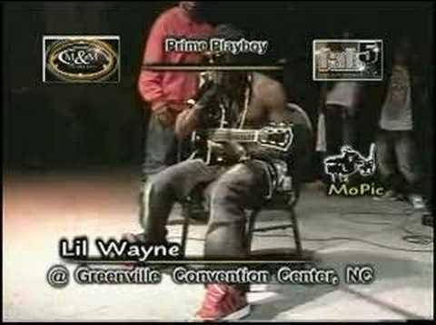 LiL Wayne & BirdMan  Leather So Soft